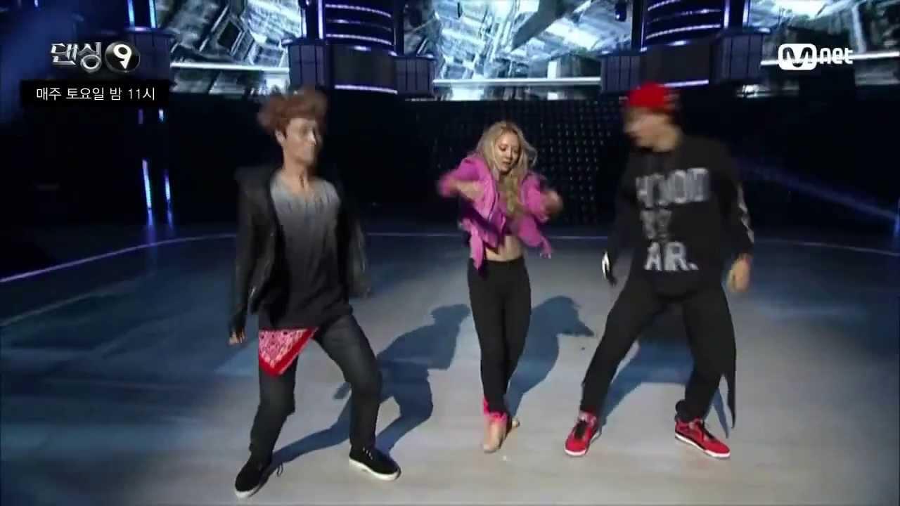 Dance SMTOWN-SNSD Hyoyeon-EXO Kai and Lay - YouTube