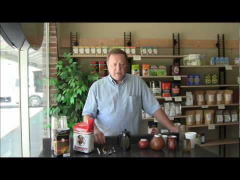 Coffee Mate Coffee Maker Not Working : Brewing Yerba Mate French Press and Coffee Maker Part 4 - YouTube