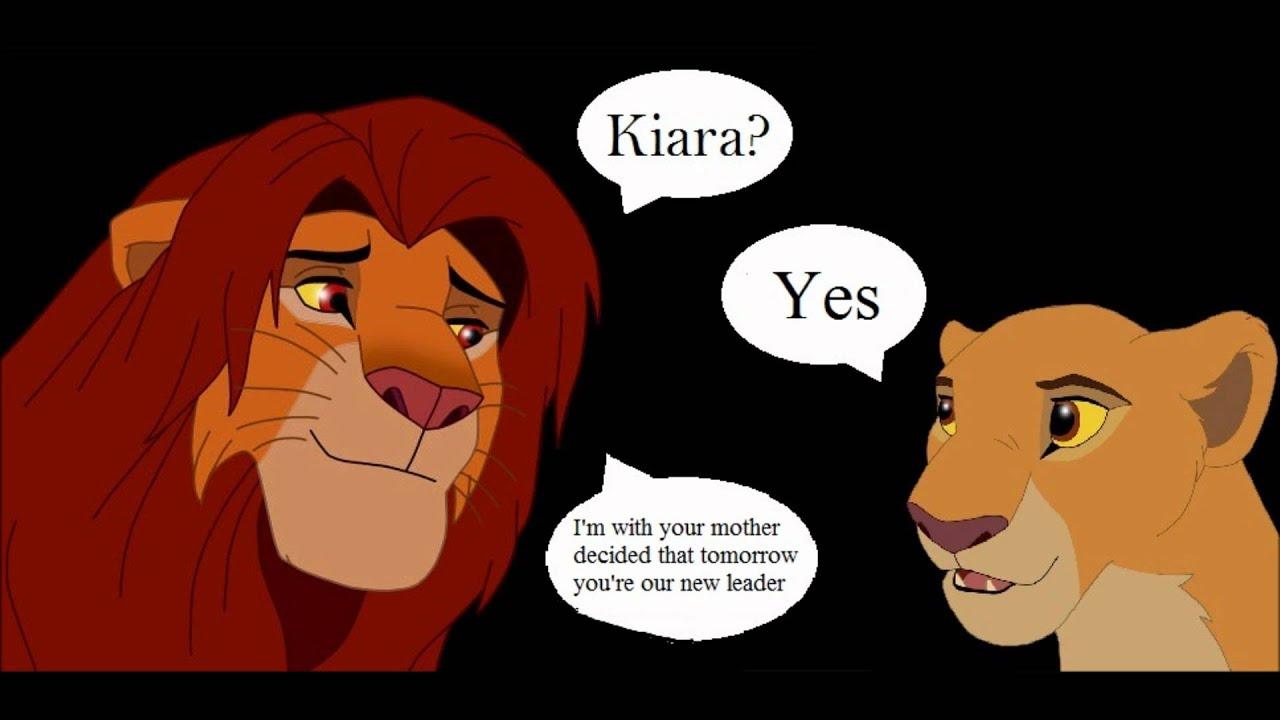 Lion King Return of The King Lion King 4 Zira´s Revenge