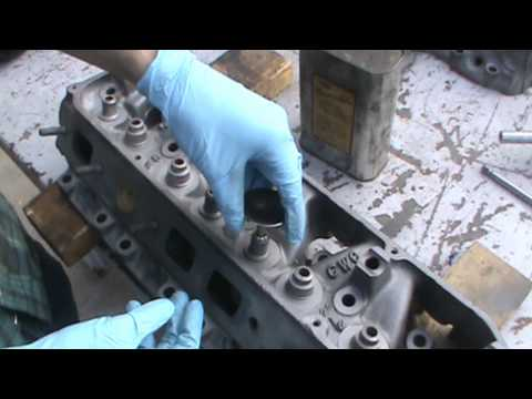 Valve Guide Reaming on your cylinder heads