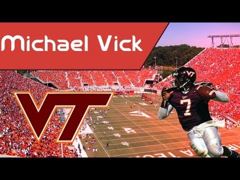 Ncaa Football 14 Ultimate Team Player Review- Michael Vick (Gold)