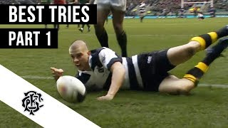 Barbarians Best EVER Tries | Part 1 | Barbarians F.C.