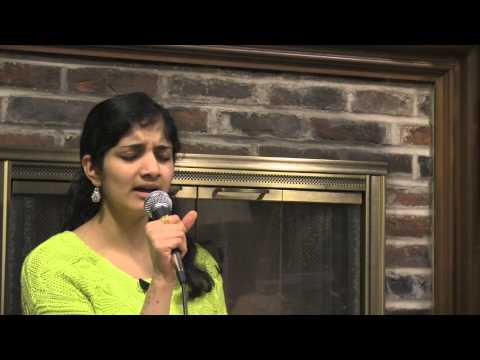 Neha Nataraj singing dum mArO dum from hare rama hare krishna...