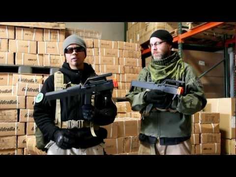 MAGPUL PTS FPG Gas Blowback Folding Pocket Gun [FUN PLAYING GUN]