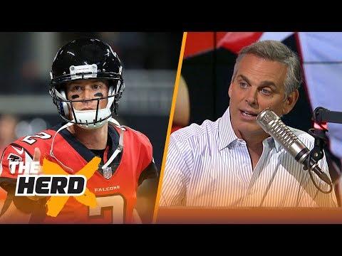 Colin Cowherd's 2018 NFC South preseason predictions   NFL   THE HERD