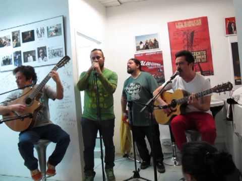 Chancho En Piedra - Da La Claridad