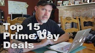 Top 15 Prime Day Deals