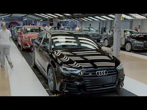 Audi Production, Ingolstadt