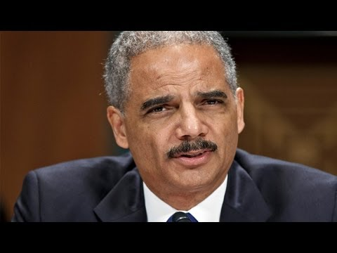 Papantonio: Obama Must Understand How Dangerous Eric Holder Is