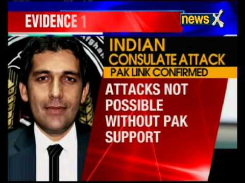 Attack on Indian Consulate was not possible without Pakistan support, confirms Afghan government