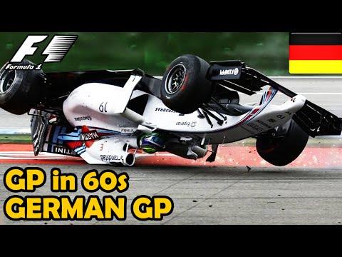 GP in 60s - F1 2014: German Grand Prix - Hockenheim