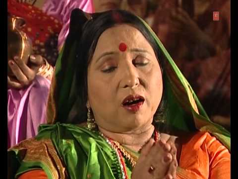 Nadiya Ke Teere Teere Bhojpuri Chhath Geet By Sharda Sinha [full Song] I Arag video