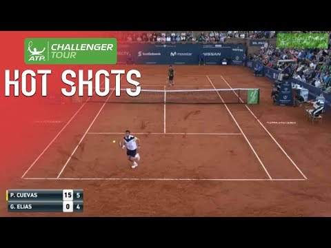 Hot Shot: Cuevas Races For Stunning Tweener Pass In Montevideo 2017