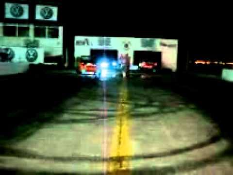 El Canelo en el Autodromo gdl con su Skyline