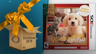 Best Of Nintendogs Toys Gift Ideas / Countdown To Christmas 2018 | Christmas Countdown Guide