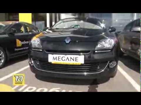 Renault Megane hatchback 2013. Новые штрихи