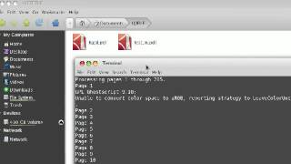 HOW TO COMPRESS PDF FILE IN LINUX
