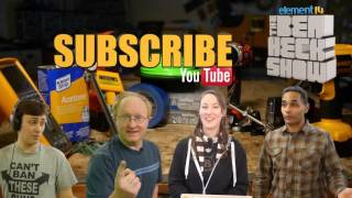 Make Something Awesome with Ben Heck