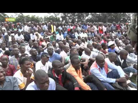 Uhuru Visit to Mumias : The politics