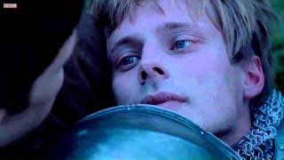 "Merlin&Arthur ""Just...just hold me, please"" Scene: S5E13"