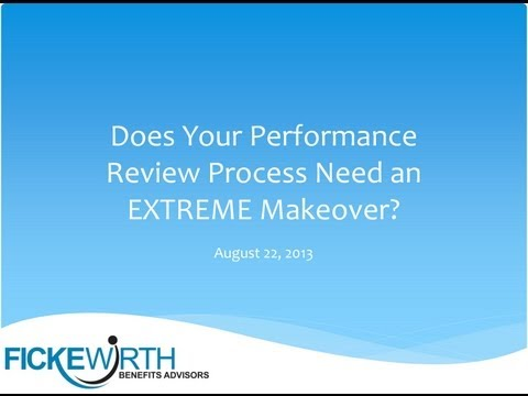Does Your Performance Review Process Need an Extreme Makeover