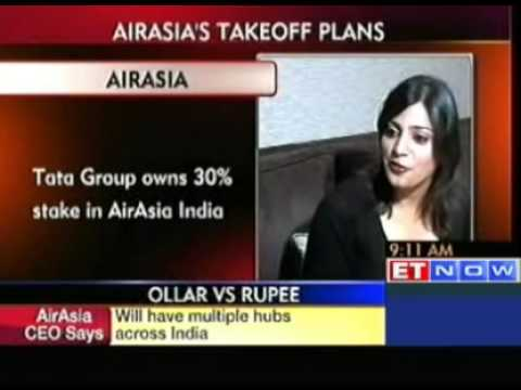 Ratan Tata to play an active role in India ops : AirAsia