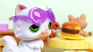 LPS: Aunt Harley Orders a Burger (For LPSlover)