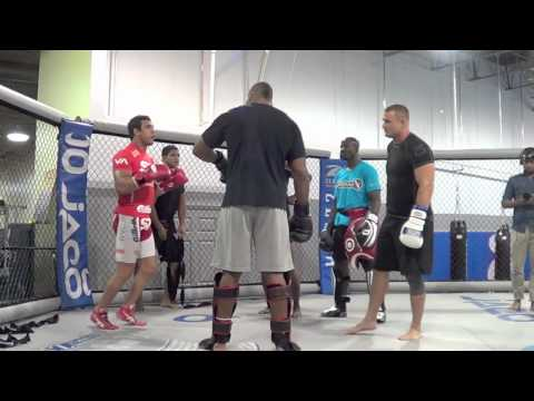 VITOR BELFORT  TRAINING TO FIGHT JON JONES . By Nalty Junior Image 1