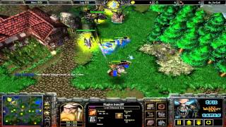 mouz.TH000(HU) vs EG.Happy(UD) - Epic WarCraft 3 Games - RN74