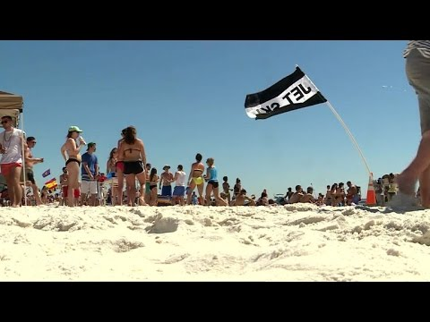 Video Catches Spring Break Rape On Florida Beach; No One Helps video