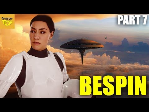 Star Wars Battlefront II Story | Part 7 Bespin