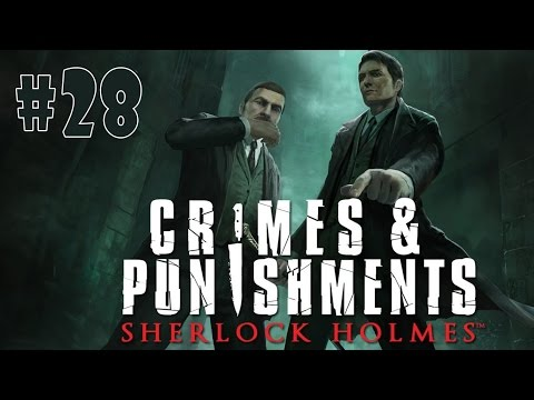 Sherlock Holmes: Crimes and Punishments - Walkthrough - Part 28 - Kew Gardens Case (PC) [HD]
