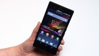 Sony Xperia Z Hands-on @ CES 2013 - First Look Exclusive