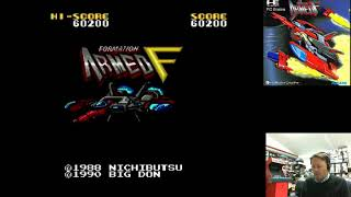 Let's Play - Armed F PC Engine