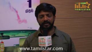 Kadhir At Onbathula Irunthu Pathu Varai Movie Team Interview
