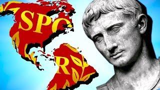 What if Rome Colonized America? (Mega Campaign)