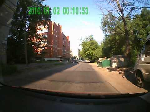 ДТП 05.06.13 Школьная и Академика Шиманского