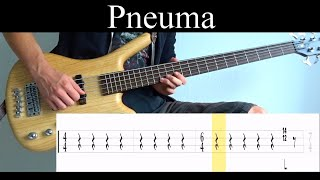 Pneuma (Tool) - Bass Cover (With Tabs) by Leo Düzey