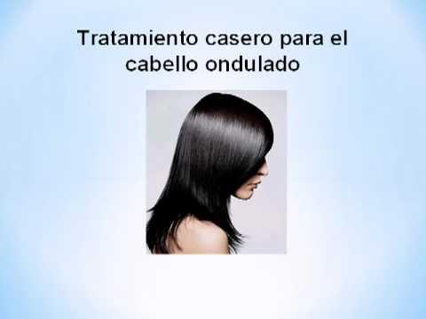 Tratamiento casero para el cabello ondulado [Tratamiento Casero Para El Cabello]