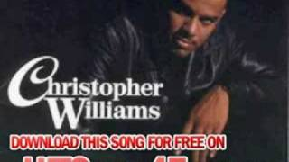 Christopher Williams - Let's Get Right