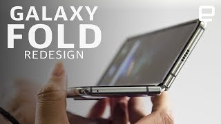 Samsung Galaxy Fold Redesign Hands-on: Second time's the charm