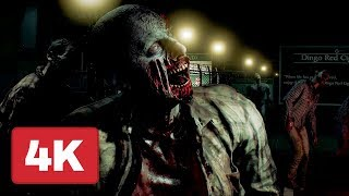 Resident Evil 2 Remake Reveal Trailer (4K) - E3 2018