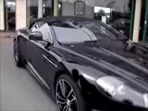 Aston Martin Dbs For Sale Automatic Aston Martin Dbs V12 Volante