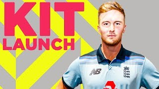 England Kit Launch! | Make your Mark | Cricket World Cup 2019