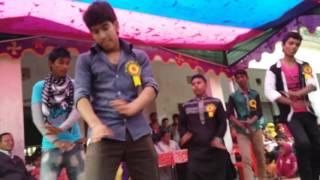 Raypur boxipur high school Danc 2016 Rahad Hasan