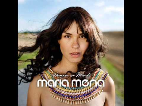 Maria Mena - Youre All Telling Stories