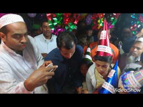 Eid E Miladunnobi (sm) Program In Bangladesh At Asuliya Khejurtek 2016
