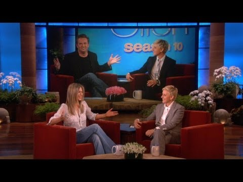 Jennifer Aniston on  Friends  Reunion Rumors