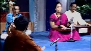 Shahina Parveen. BTV Tarana Bagesree Raag.