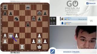 Magnus Carlsen vs. the next Levon Aronian